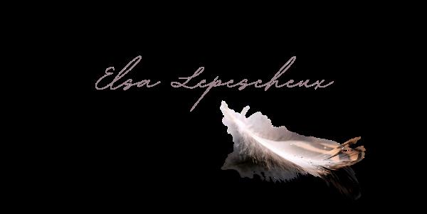signature Elsa Lepescheux
